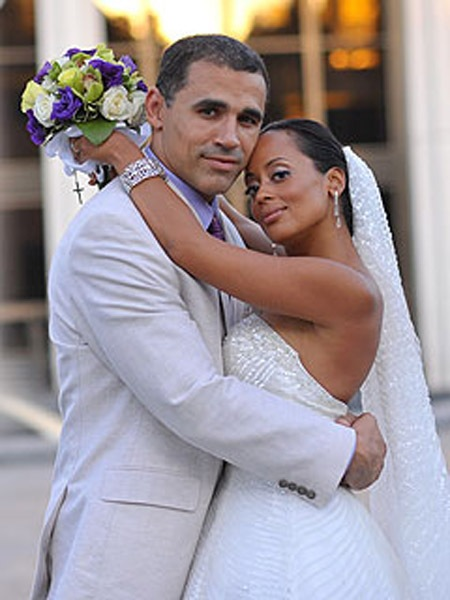 Essence Atkins marries Jaime Mendez- Celebrity Weddings September 2009