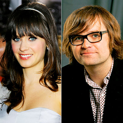 Zooey Deschanel marries Ben Gibbard - Celebrity Weddings September 2009