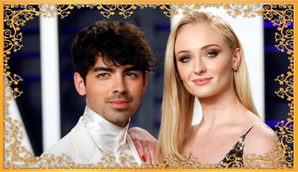 Sophie Turner and Joe Jonas married in a surprise Las Vegas wedding
